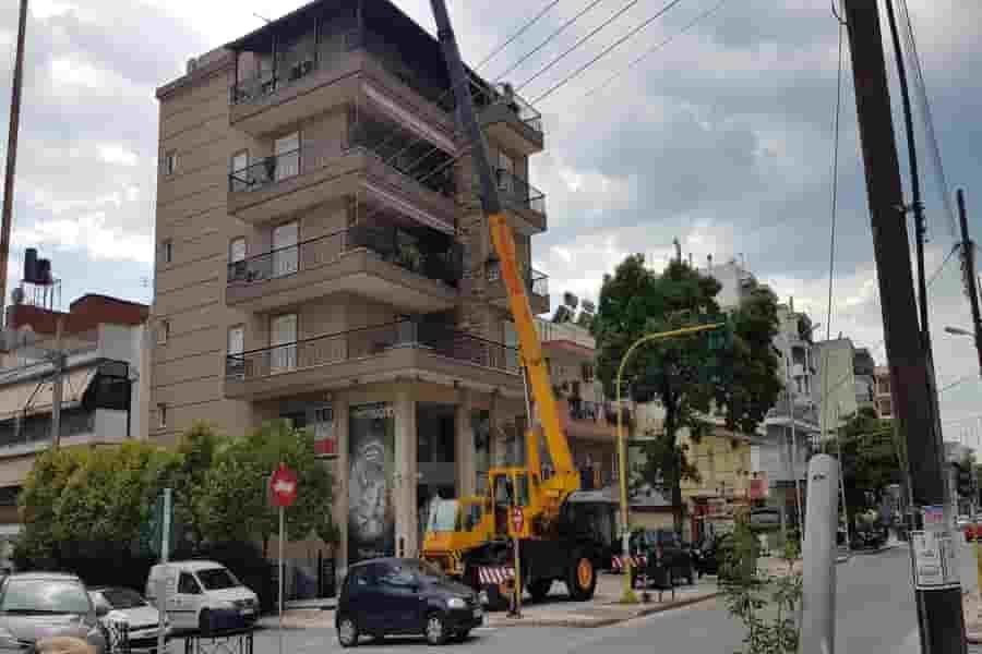 εταιρία εκμετάλλευσης ανυψωτικών μηχανημάτων Θεσσαλονίκη